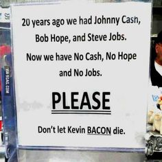 Please don't take our bacon...