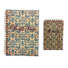 Bull Crap Notebook And Pad Set now featured on Fab.