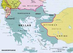 Greece Map, Thasos, Sofia Bulgaria, Earth Surface, Greek History, World Geography, Fantasy Map, Alternate History, Prehistory