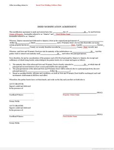 Sample Printable Satisfaction Of Deed Of Trust Form  Sample Real