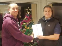 Fife Autocentre offered a free to enter competition with a chance of winning an Ipad 2 128Gb WiFi just in time for Christmas. Closing date was Sunday 18th December 2016 and the winner was Mr. Gary Taylor. Mr. Taylor came along to Fife Autocentre Glenrothes Branch where he was presented with is prize from Mr. Richard Forrester Fife Autocentre General Manager.  Well done Gary enjoy your I pad!