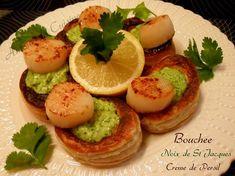 recette de noix de saint jacques poêlées - Amour de cuisine