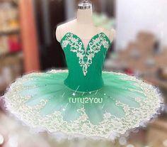 G 002 Professional Ballet Tutu Esmeralda