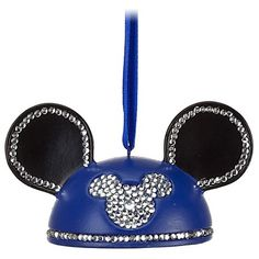 Mickey is in two minds about Halloween. Mickey Mouse Ear Hat Pumpkin - Lights Up. Mickey Mouse Ears Hat, Disney Mouse Ears, Disney Christmas Ornaments, Christmas Fun, Christmas Things, Holiday Tree, Disney Treasures, Ear Hats