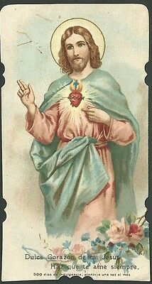 Catholic Pictures, Pictures Of Jesus Christ, Heart Of Jesus, Jesus Is Lord, Spiritual Beliefs, Spirituality, Vintage Holy Cards, Christmas Jesus, God Pictures