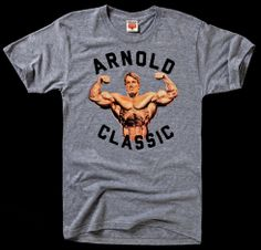 HOMAGE Schwarzenegger Arnold Classic Expo Bodybuilding Sport T-Shirt - $28.00 ($20-50) - Svpply
