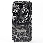 Tiger Pattern Hard Case for iPhone 5/5S – USD $ 4.99