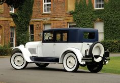 1926 Hudson Super Six Brougham.