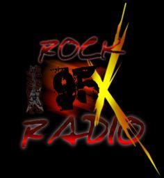 Rock 95x Radio logo