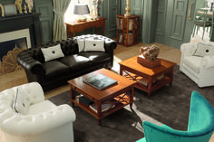 Elegant solid wood for Tosato #furniture, guaranteed 12 years