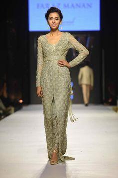 2015 Faraz Manan Dresses Pics