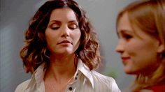 """Cordy: """"I'm Cordelia Chase."""" Eve: """"oh. My name is --"""" Cordy: """"I didn't ask."""""""