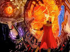 DC Comics Infinite Crisis #6  #dccomics #superman #batman #madefire #motionbooks
