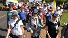 21 Y 22 DE SEPTIEMBRE: El NEA se prepara para la XXXIV peregrinación juvenil a Itatí #ArribaCorrientes