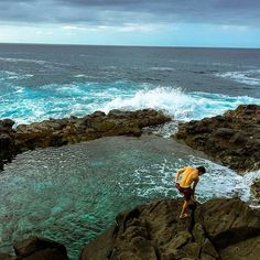 Queen's Bath #Travel #Hawaii