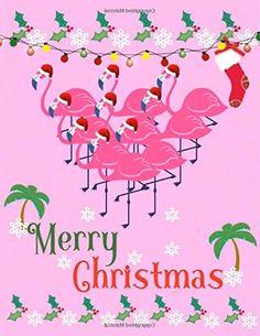 Tropical Christmas, Beach Christmas, Coastal Christmas, Christmas In July, Pink Christmas, Winter Christmas, Christmas Crafts, Merry Christmas, Christmas Flamingo