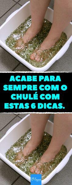 Acabe para sempre com o chulé com estas 6 dicas. Spa em casa: use vinagre de maçã para deixar seus pés bonitos. #banho #beleza #bemestar #chulé #dicas #massagem #pés #spaemcas