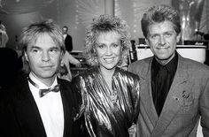 Flykting Gala, 04.10.1986, Ola, Agnetha, Peter Cetera