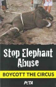 Stop animal cruelty.