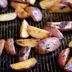 Buffalo Sauce Potatoes