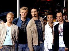 Backstreet Boys, Nick Carter, Brian Littrell, Kevin Richardson, A.J. Mclean and Howie Dorough
