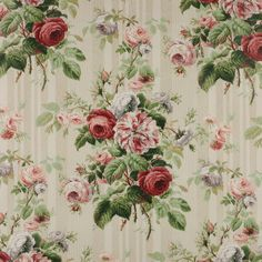 """Colefax and Fowler """"Jubilee Rose"""""""