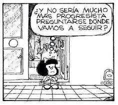 #Mafalda Decir No, Growing Up, Geek Stuff, Comics, My Love, Fictional Characters, Liliana, Chile, Meme