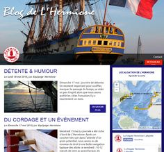 Best place for the latest news of the Hermione - The Hermione Blog !