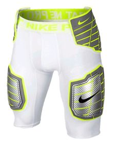 60eaa2c20d91ef Nike Pro Combat Hyperstrong Padded Compression Pants 584387 Size XL White