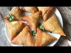 Street style Onion samosa recipe | Hyderabadi Irani samosa recipe | iftar recipes | samosa Patti - YouTube Dutch Recipes, Baking Recipes, Snack Recipes, Amish Recipes, Samosas, Indian Dessert Recipes, Indian Snacks, Yummy Chicken Recipes, Onion Recipes