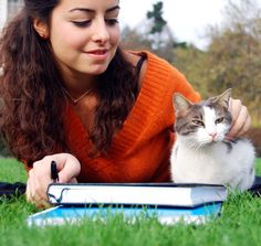 While most cats may appear stoic and independent in nature, the sudden disappearance of you or your kids during the day can cause a lot of stress. Here's how to make the transition back to the grind of the school year for your cat as easy and calm as possible. Pet Peeves, All About Cats, Back To School, Seasons, Make It Yourself, Pets, Animals, Stress, Calm