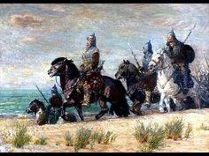 Polish Slavic old song - Pieśń wojów - Czesław Niemen / Gall Anonim Poland History, Art History, Military Art, Military History, Mongolia, Polish Music, Classical Antiquity, Chivalry, Malm