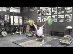 [for the record] 2-Position Snatch - Exercise Library: Demo Videos, Information & Terminology - Catalyst Athletics Olympic Weightlifting