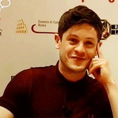 Iwan Rheon Is One Beautiful, Beautiful Man