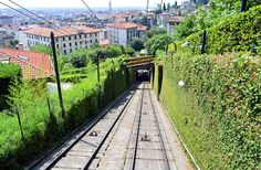 Bergamo, Citta Alta – to piękna historia!