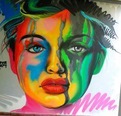 Murales girls color