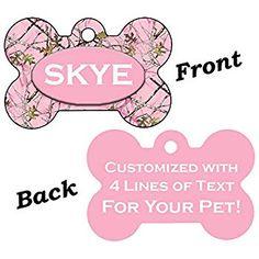 Florida State Seminoles Custom Pet Id Dog Tag Personalized w// Name /& Number