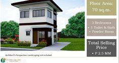 A Garden Unit at Westwoods Subdivision developed by pueblo de Oro | Manuel Caingcoy | Pulse | LinkedIn Pulsar, Powder Room, Bath, Flooring, Mansions, Landscape, House Styles, Home Decor, Gold