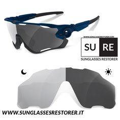 87087cf4d1 Lenti di ricambio Oakley Jawbreaker. Lenti Fotocromatiche Oakley  Jawbreaker. Sunglasses Restorer Italia