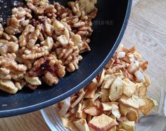 Paleo Apple Pie Snack Mix on www.PopularPaleo.com | Whole30 friendly ingredients!