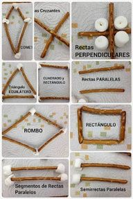 Geometry ideas for modeling with pretzel sticks and marshmallows