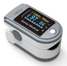 Santamedical Generation 2 SM-165 Fingertip Pulse Oximeter... https://www.amazon.com/dp/B00R59OTOC/ref=cm_sw_r_pi_dp_U_x_rBStBbJMER16R