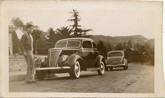 '37 Ford Coupe, Howard Gribble Collection
