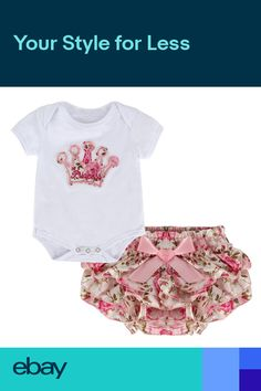 Baby Girl Romper Cute Jumpsuit Headbands 2pcs Cute Outfit Newborn Kid Baby Girls Clothing Flare Sleeve Flower 0-24m To Make One Feel At Ease And Energetic Bodysuits