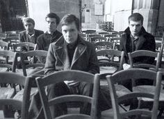 Joy Division / Paris, 1979