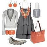 Cute Work Outfits 2012 | Color Combo | Fashionista Trends