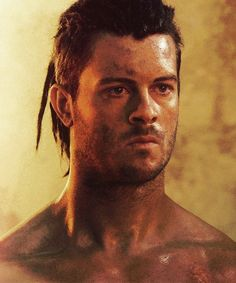 Agron...Spartacus Blood and Sand