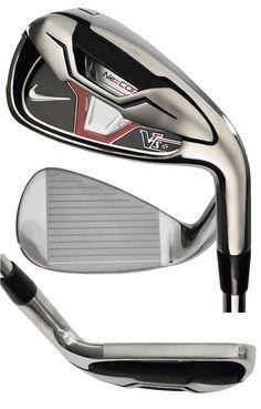 Nike Golf VRS X Irons #golf #golfclubs #Nike #NikeGolf | Rock Bottom Golf #rockbottomgolf