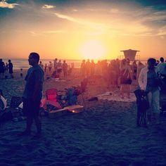 beachsunset - summernights  .