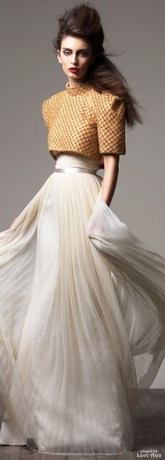 Saiid Kobeisy Couture Fall 2015